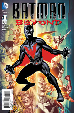 Batman Beyond Vol 6-1 Cover-1