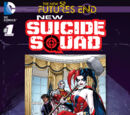 New Suicide Squad: Futures End Issue 1