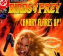 Birds of Prey Issue 74