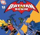 Batman and Robin (Volume 1) Issue 12