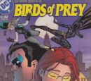 Birds of Prey Issue 61
