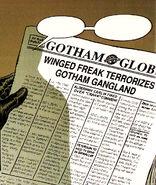 ComicGothamGlobeBatman19873