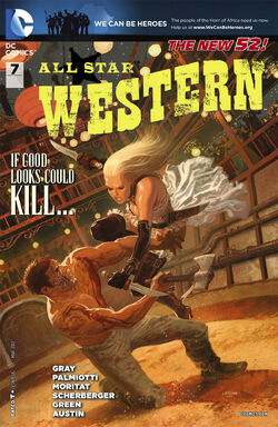All Star Western Vol 3-7 Cover-1