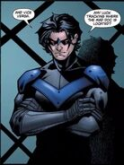 Nightwing (Arkham Unhinged)