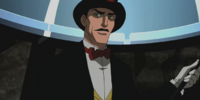 Zatara (Young Justice)/Gallery