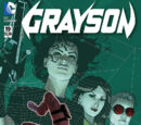 Grayson (Volume 1) Issue 19