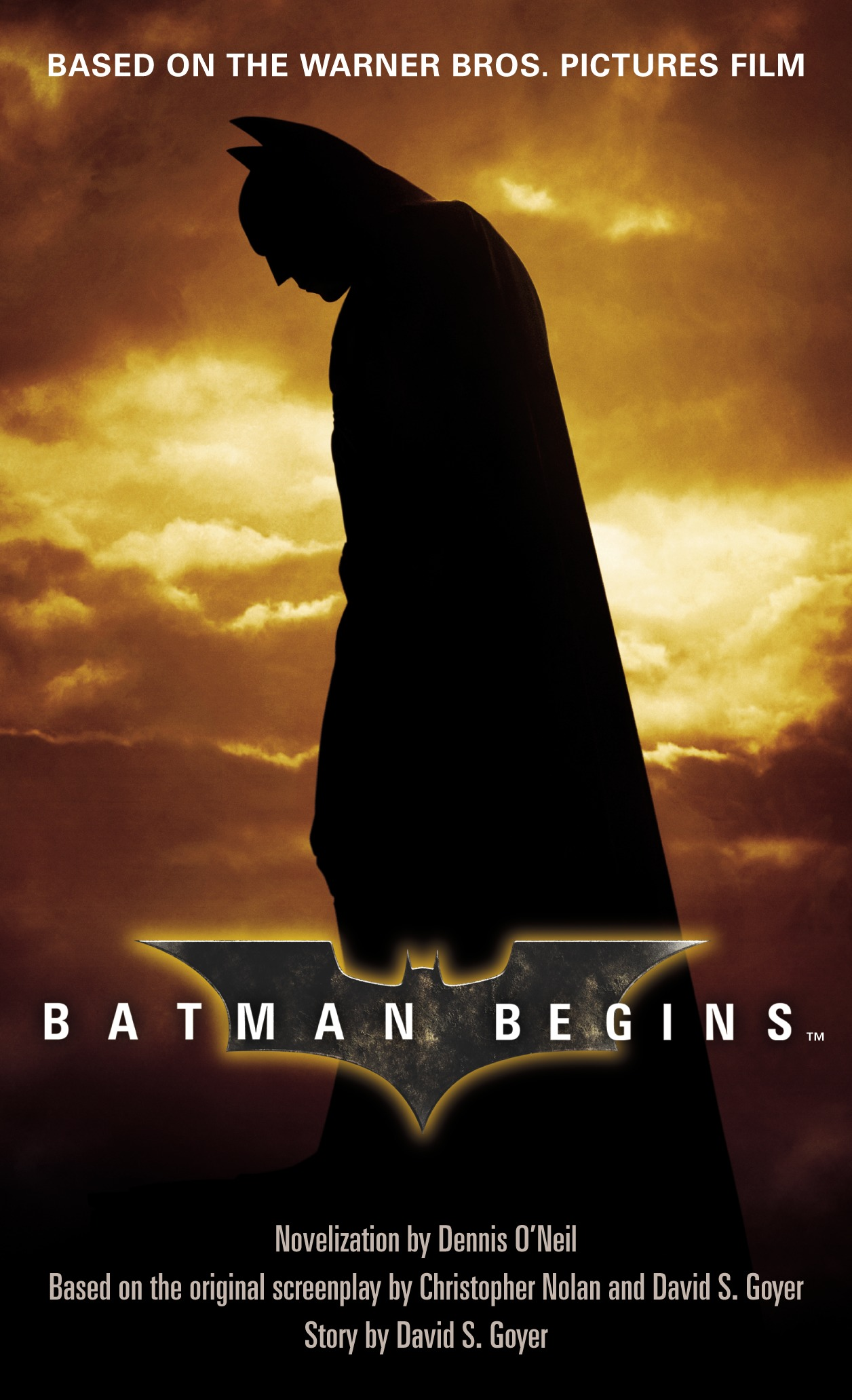 Batman Begins - Novelzation