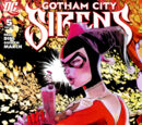 Gotham City Sirens Issue 5
