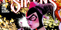 Gotham City Sirens Issue 5