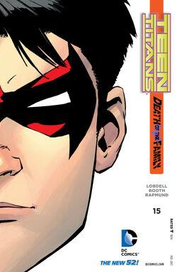 Teen Titans Vol 4-15 Cover-2