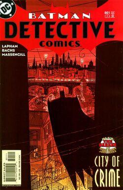 Detective Comics Vol 1-801 Cover-1