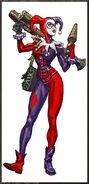 Harley quinn aa comic