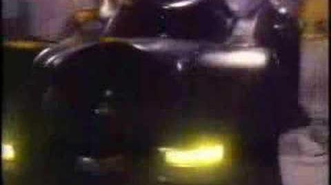 Diet coke commercial from batman 1989