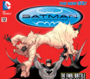 Batman Incorporated (Volume 2) Issue 12
