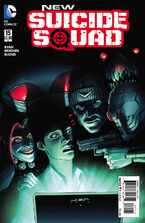 New Suicide Squad Vol 1-15 Cover-1