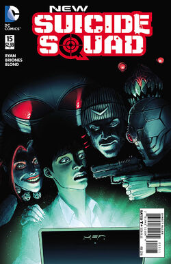 New Suicide Squad Vol 1-15 Cover-1