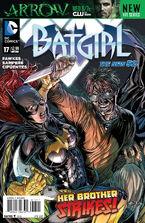 Batgirl Vol 4-17 Cover-1