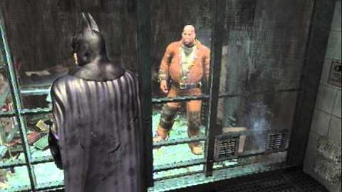 Batman Arkham City Calender Man Christmas