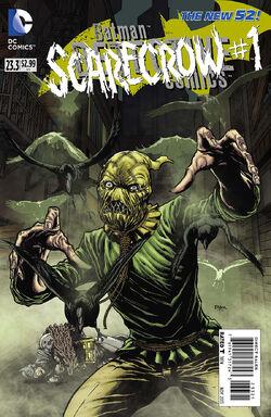 Detective Comics Vol 2-23.3 Cover-1
