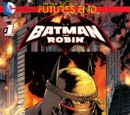Batman and Robin: Futures End Issue 1