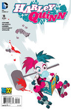 Harley Quinn Vol 2-18 Cover-2