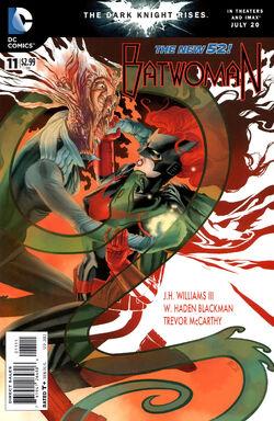 Batwoman Vol 1-11 Cover-1