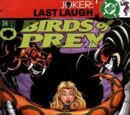 Birds of Prey Issue 36