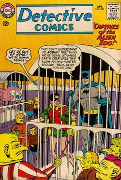 Detective Comics Vol 1-326 Cover-1