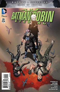 Batman and Robin Eternal Vol 1-25 Cover-1