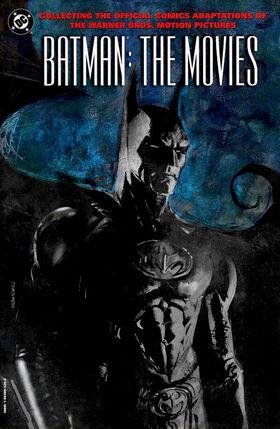 Batman the Movies Cover
