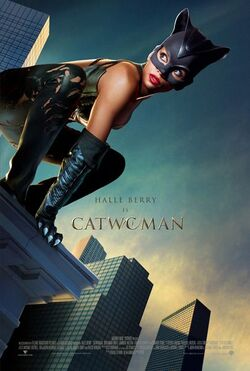 Catwomanposter
