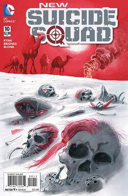 New Suicide Squad Vol 1-10 Cover-1