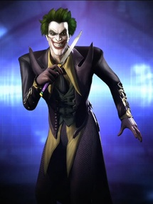 Regime Joker Injustice Gods Among