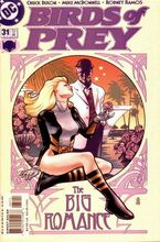 Birds of Prey 31c