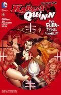 Harley Quinn Vol 2-4 Cover-3