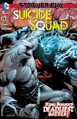 Suicide Squad Vol 4-26 Cover-1