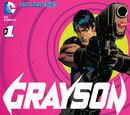 Grayson (Volume 1) Issue 1