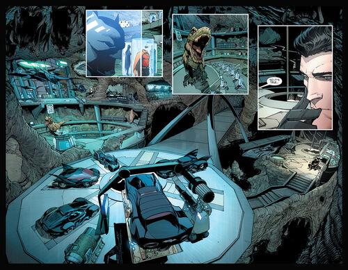 Batcave New 52