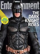 Batman Entertainment Weekly