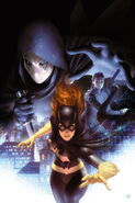 Batgirl Vol 4-33 Cover-1 Teaser