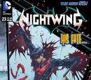 Nightwing (Volume 3) Issue 23