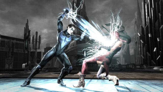 File:Nightwing vs. Harley Quinn.jpg