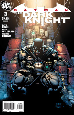 Batman The Dark Knight-3 Cover-1