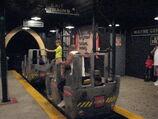 DK Coaster loading SF Great America