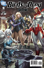The Birds of Prey-9 Cover-1