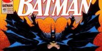 Batman Issue 491