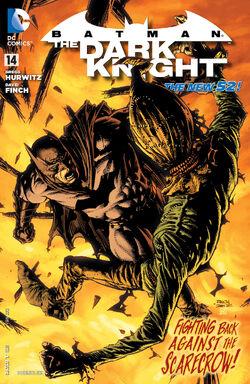 Batman The Dark Knight Vol 2-14 Cover-1