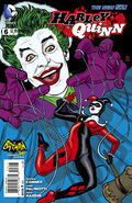 Harley Quinn Vol 2-6 Cover-2
