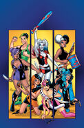 Harley Quinn and Her Gang of Harleys Vol 1-1 Cover-1 Teaser