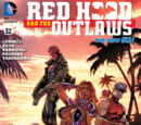 Red Hood and The Outlaws (Volume 1) Issue 32